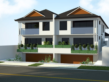 717 Cowan Residence 3D Render (2)